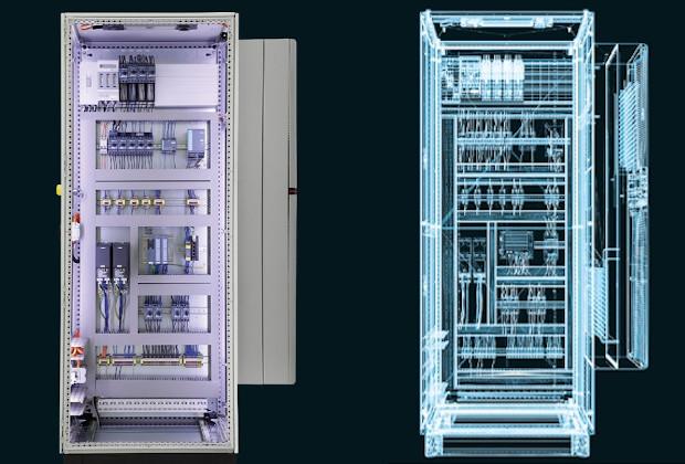 制御盤のデジタルツインを活用して盤製造コストを削減! - 世界標準の電気設計CAD EPLANブログ