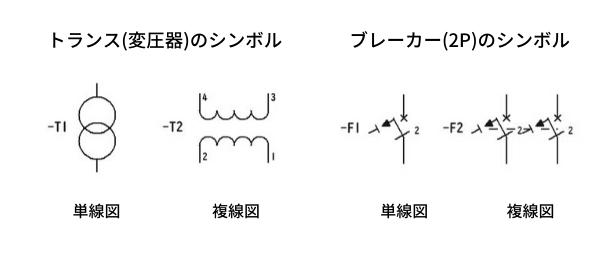 単線図と複線図の違い?EPLANで書くとどうなる? - 世界標準の電気設計CAD EPLANブログ