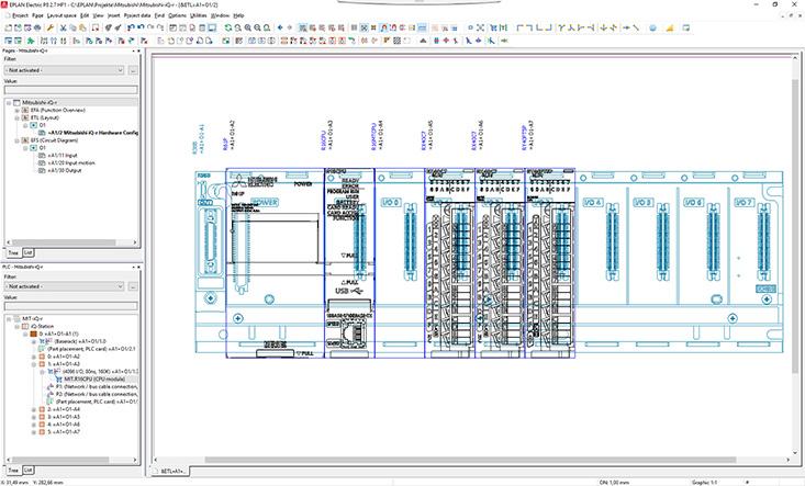 【プレスリリース】EPLAN は 三菱電機 MELSOFT iQ Worksと連携しました。 - 世界標準の電気設計CAD EPLANブログ
